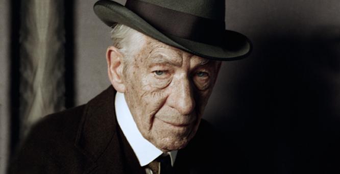 Трейлер Мистер Холмс (Mr. Holmes)
