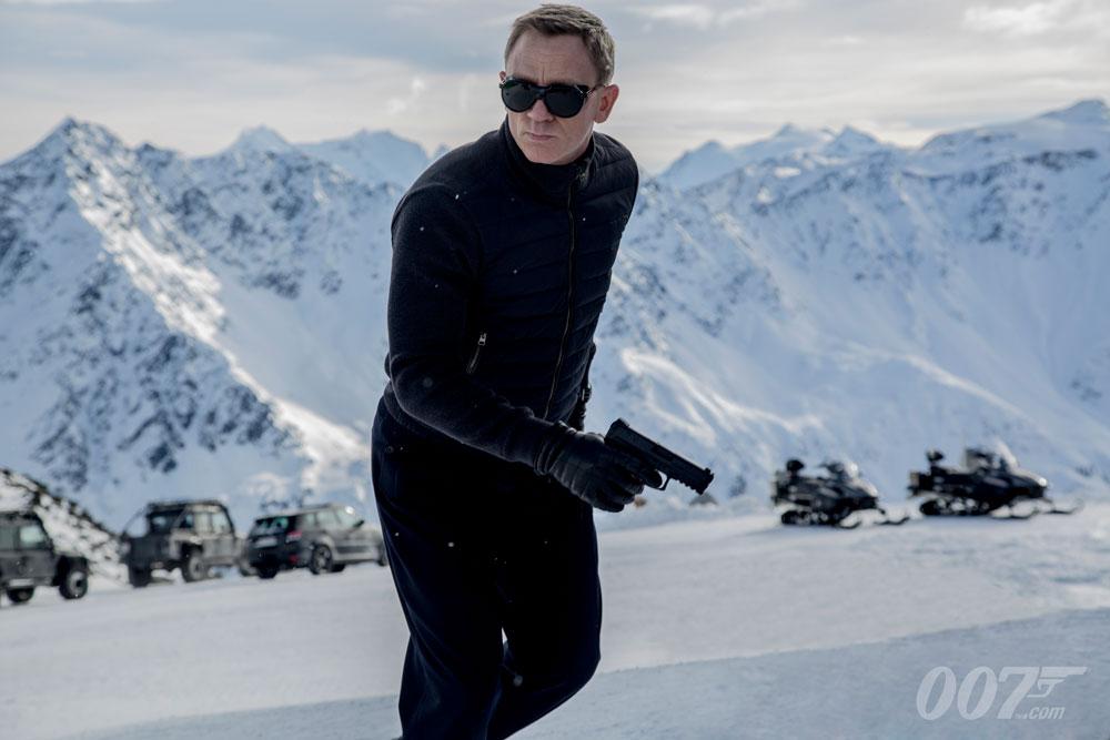 Трейлер 007 СПЕКТР (Spectre)