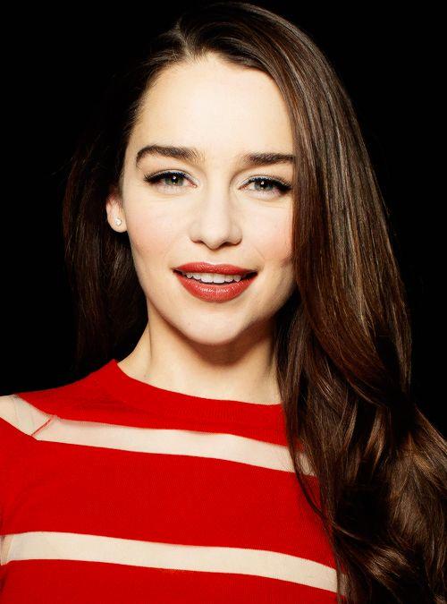 Эмилия Кларк фото актриса  Emilia Clarke photo