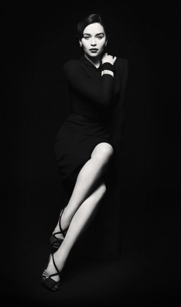 Эмилия Кларк фото  Emilia Clarke photo