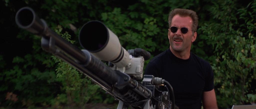 10 лучших ролей Брюса Уиллиса 1997 Шакал (The Jackal)