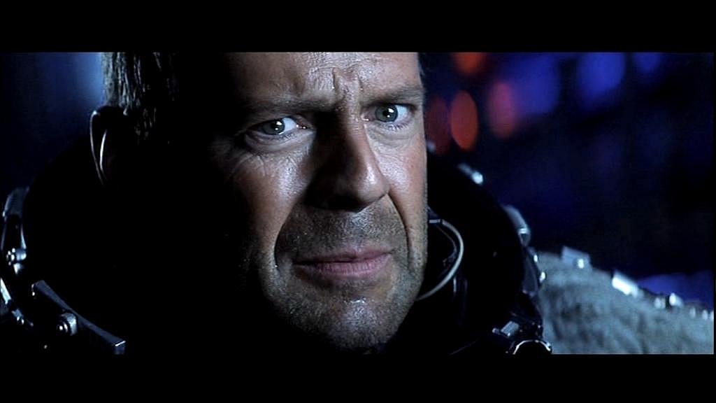 10 лучших ролей Брюса Уиллиса 1998 Армагеддон (Armageddon)