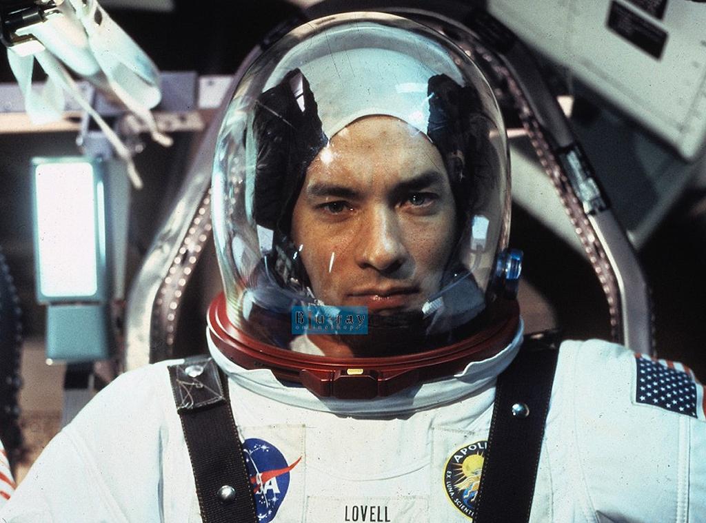 10 лучших ролей Тома Хэнкса Аполлон 13 (Apollo 13) (1995)