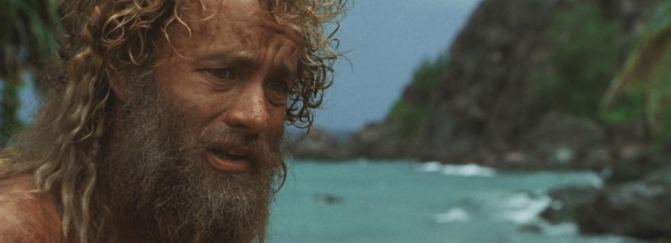 10 лучших ролей Тома Хэнкса Изгой (Cast Away) (2000)