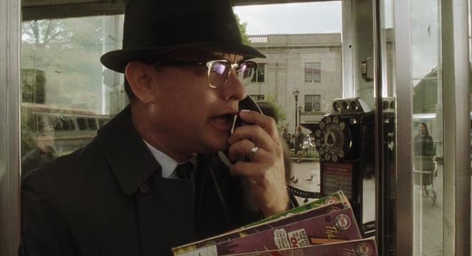 10 лучших ролей Тома Хэнкса Поймай меня, если сможешь (Catch Me If You Can) (2002)