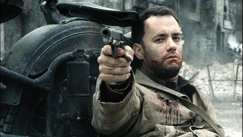 10 лучших ролей Тома Хэнкса Спасти рядового Райана (Saving Private Ryan) (1998)