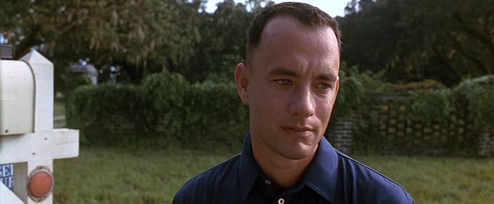 10 лучших ролей Тома Хэнкса Форрест Гамп (Forrest Gump) (1994)
