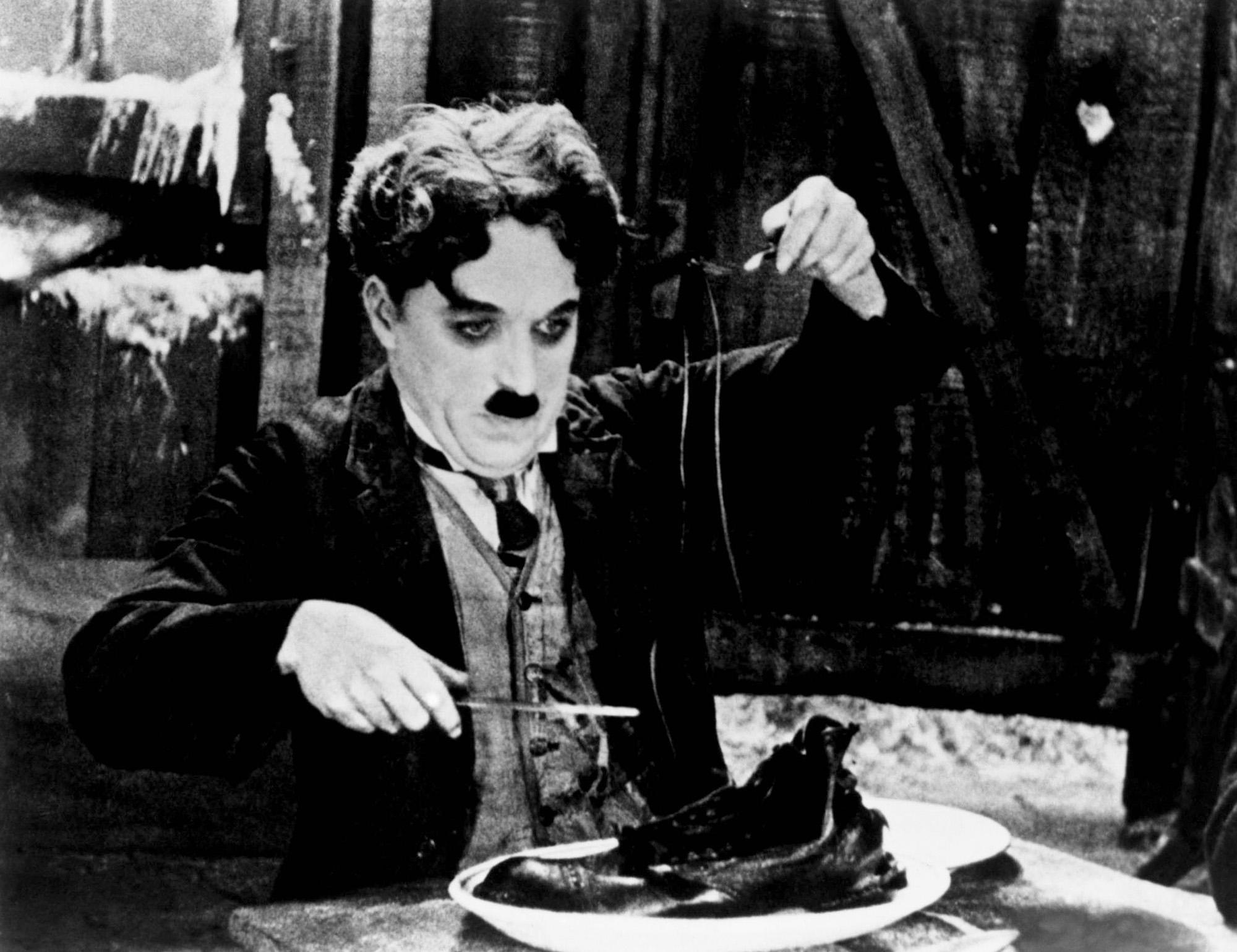 Top 250 фильмов IMDb Золотая лихорадка (The Gold Rush) (1925)