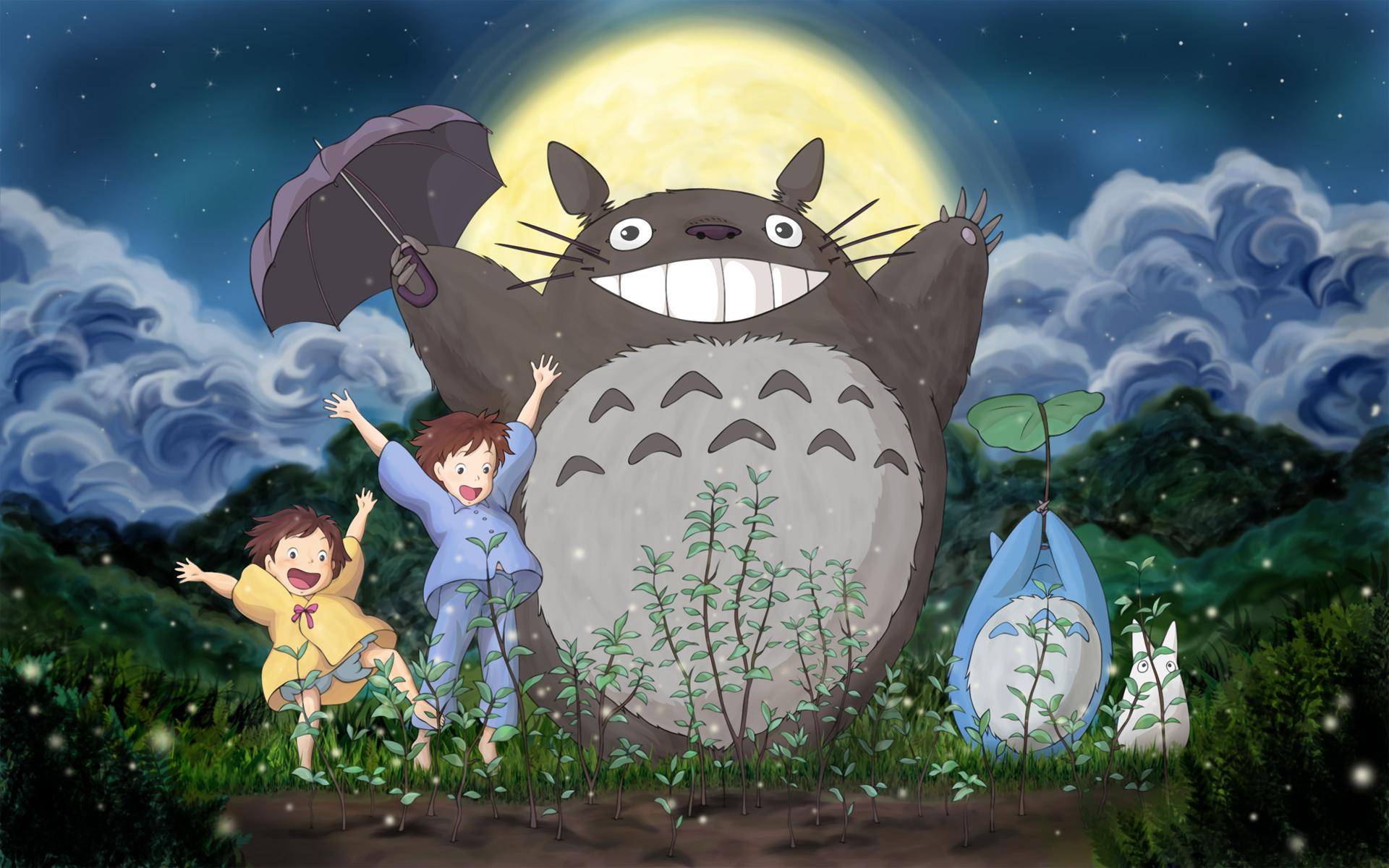 Top 250 фильмов IMDb Мой сосед Тоторо (Tonari no Totoro) (1988)