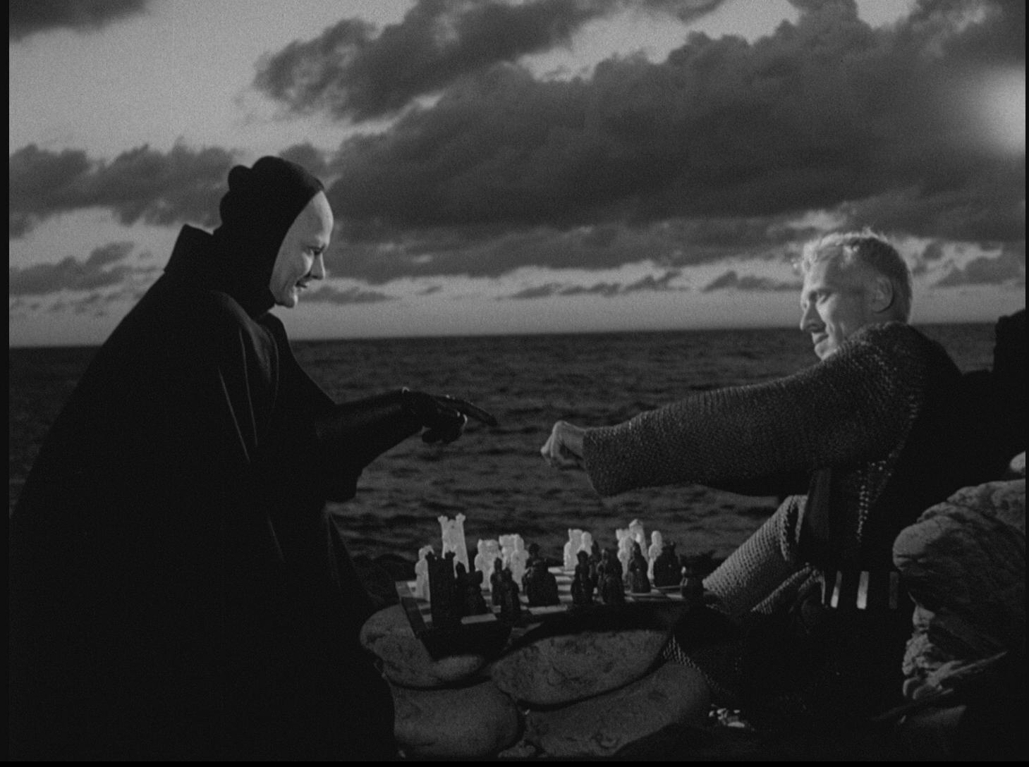 Top 250 фильмов IMDb Седьмая печать (Det sjunde inseglet) (1957)