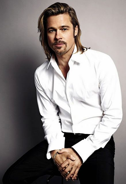 Брэд Питт фото рубашка Brad Pitt photo Fight shirt