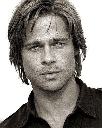 Брэд Питт фото  Brad Pitt photo
