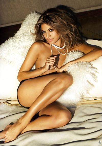 Ева Мендес фото грудь Eva Mendes photo breast