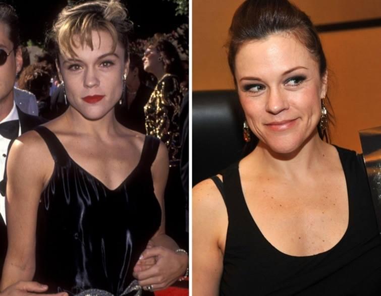 Звезды Беверли-Хиллз, 90210 25 лет назад и сегодня 13