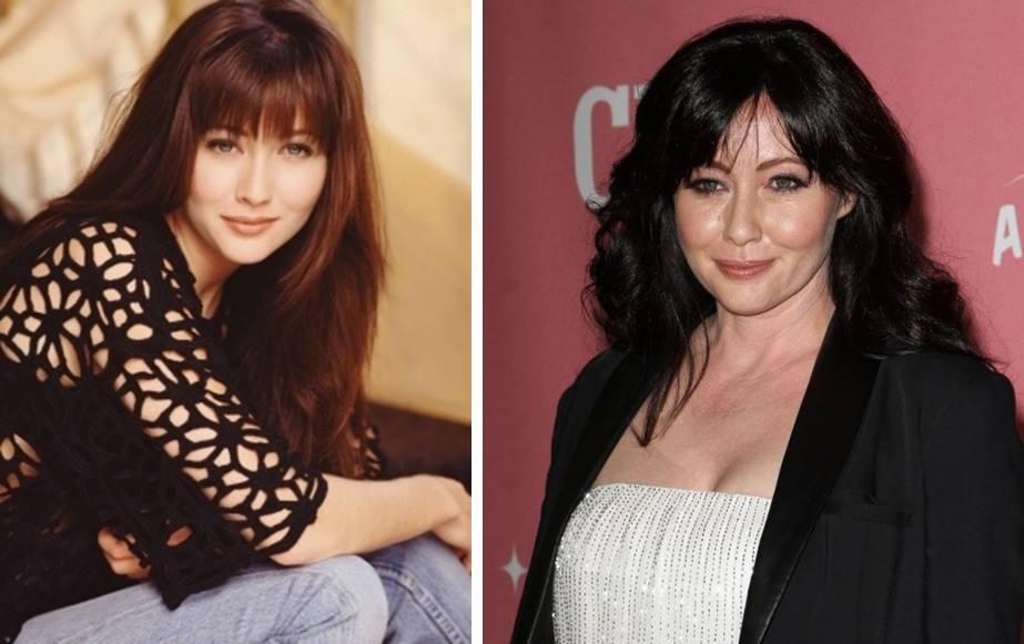 Звезды Беверли-Хиллз, 90210 25 лет назад и сегодня 2