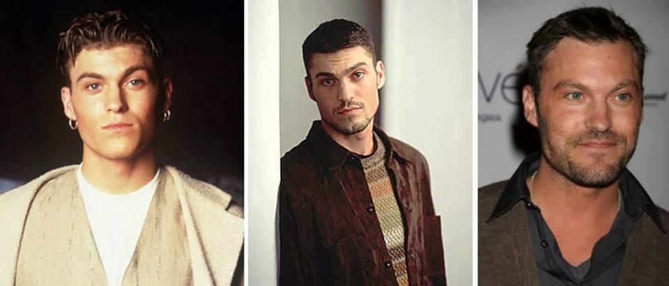Звезды Беверли-Хиллз, 90210 25 лет назад и сегодня 3