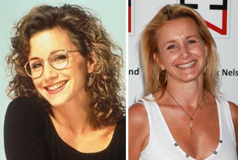 Звезды Беверли-Хиллз, 90210 25 лет назад и сегодня 7