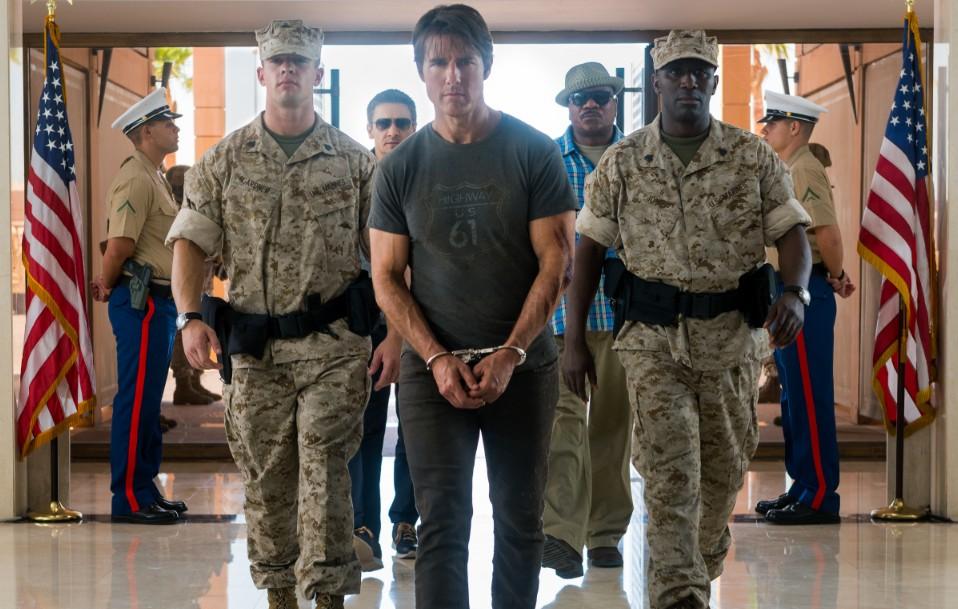 Миссия невыполнима Племя изгоев (Mission Impossible - Rogue Nation) Том Круз эволюция