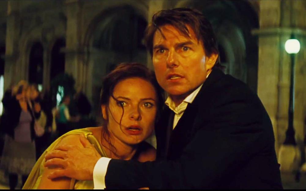 Миссия невыполнима Племя изгоев (Mission Impossible - Rogue Nation) как менялся Том Круз