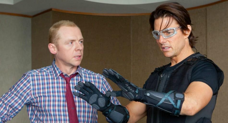 Миссия невыполнима Протокол Фантом (Mission Impossible - Ghost Protocol) как менялось лицо Тома Круза