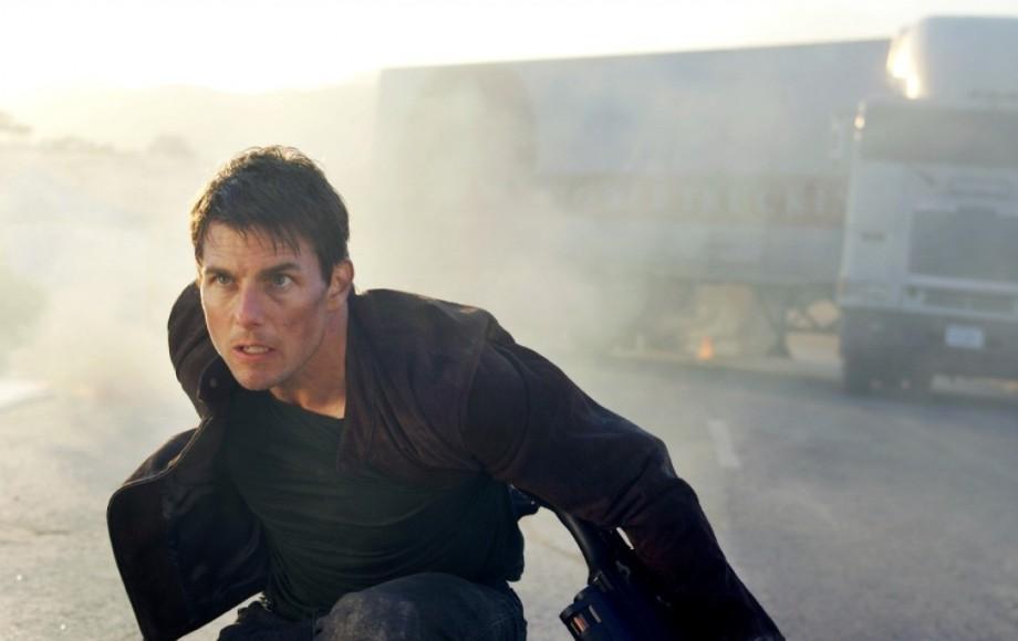 Миссия невыполнима 3 (Mission Impossible 3) 2000 год изменения лица Тома Круза