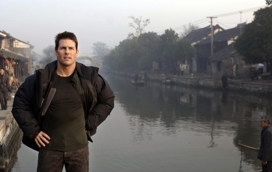 Миссия невыполнима 3 (Mission Impossible 3) 2000 год изменения лица Том Круз