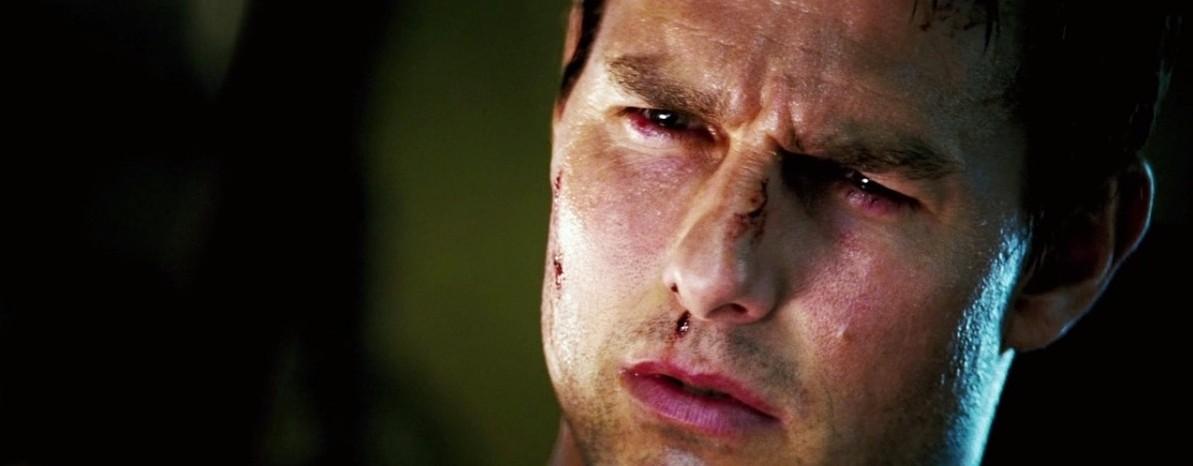 Миссия невыполнима 3 (Mission Impossible 3) 2000 год как менялось лицо Том Круз
