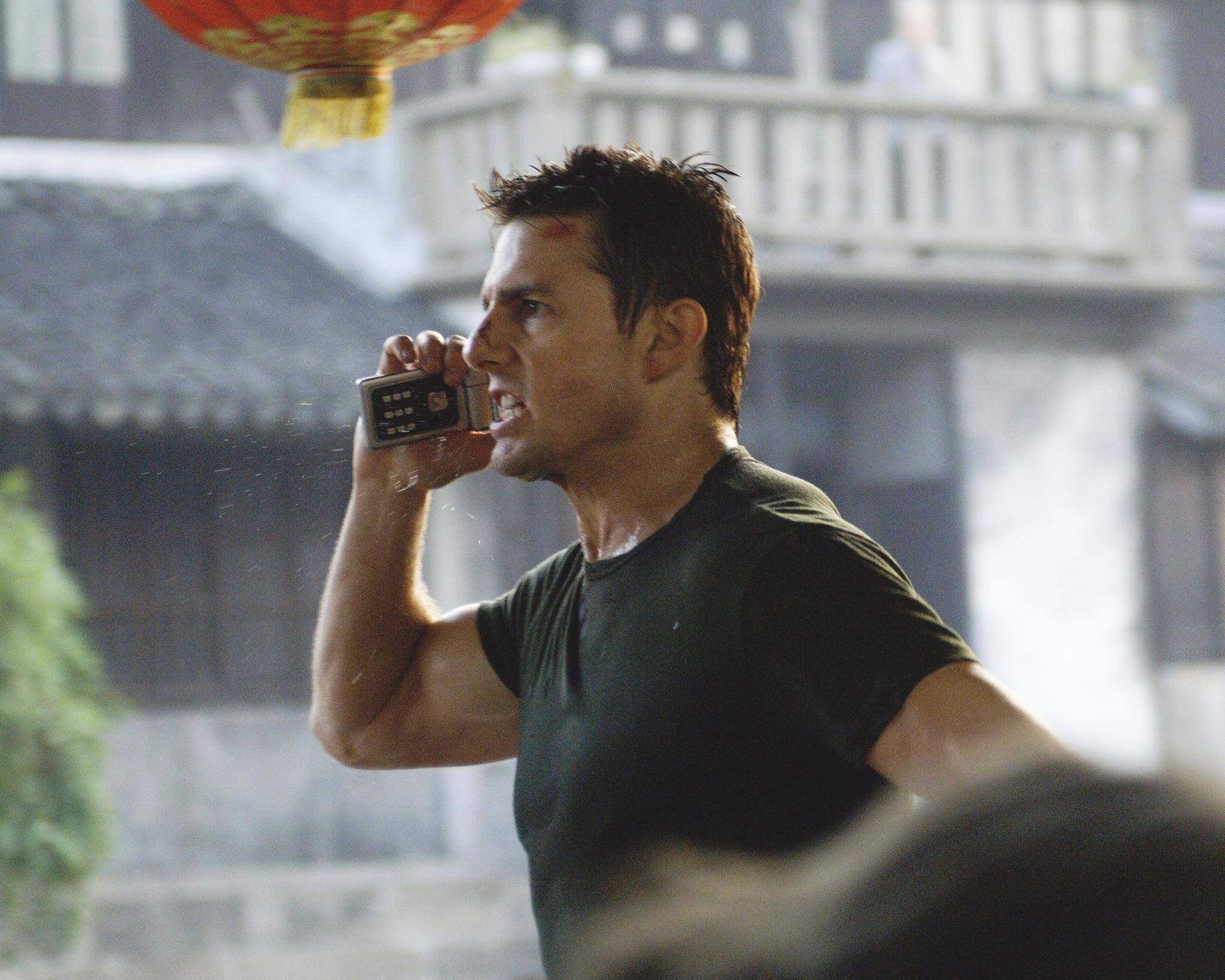 Миссия невыполнима 3 (Mission Impossible 3) 2000 год как менялсяТом Круз