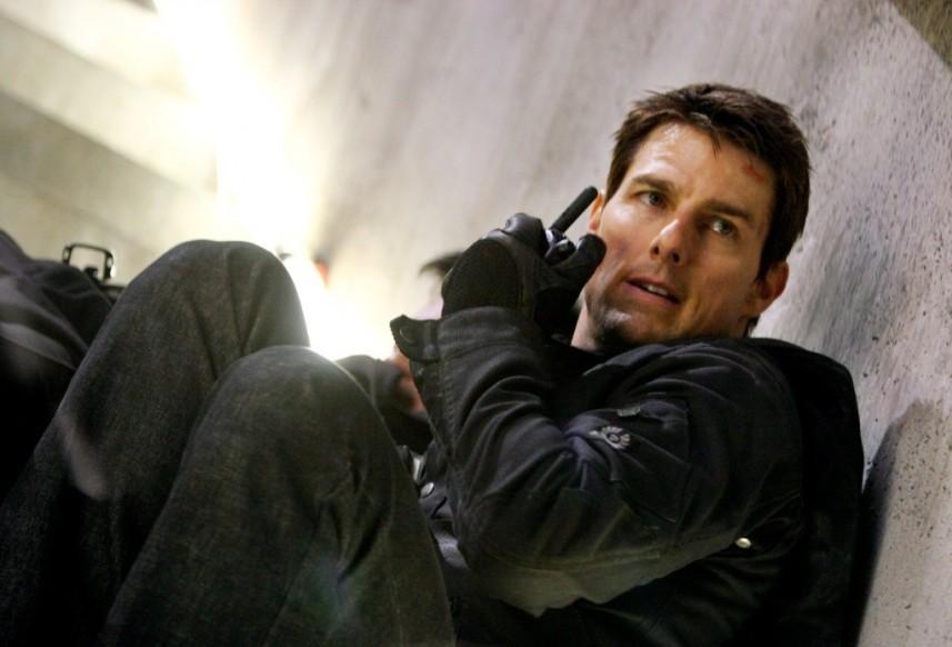 Миссия невыполнима 3 (Mission Impossible 3) 2000 год эволюция Том Круз в разных частях