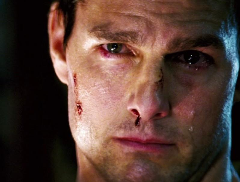 Миссия невыполнима 3 (Mission Impossible 3) 2000 год эмоции Том Круз