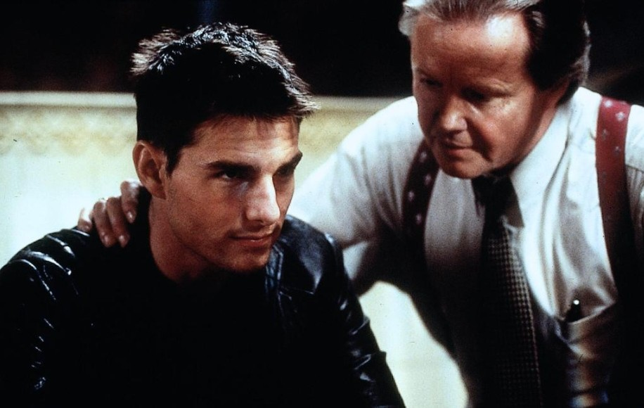 Миссия невыполнима (Mission Impossible) 1996 изменения лица Тома Круза
