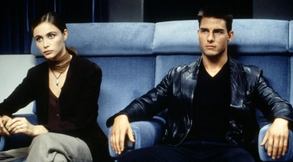 Миссия невыполнима (Mission Impossible) 1996 как менялось лицо Круза