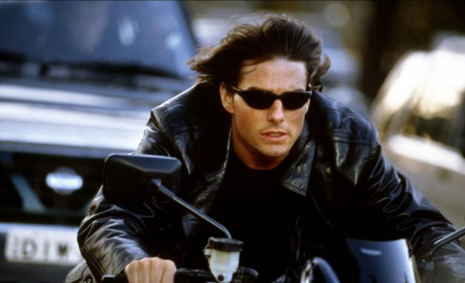Миссия невыполнима (Mission Impossible) 2000 год мотоцикл Круз