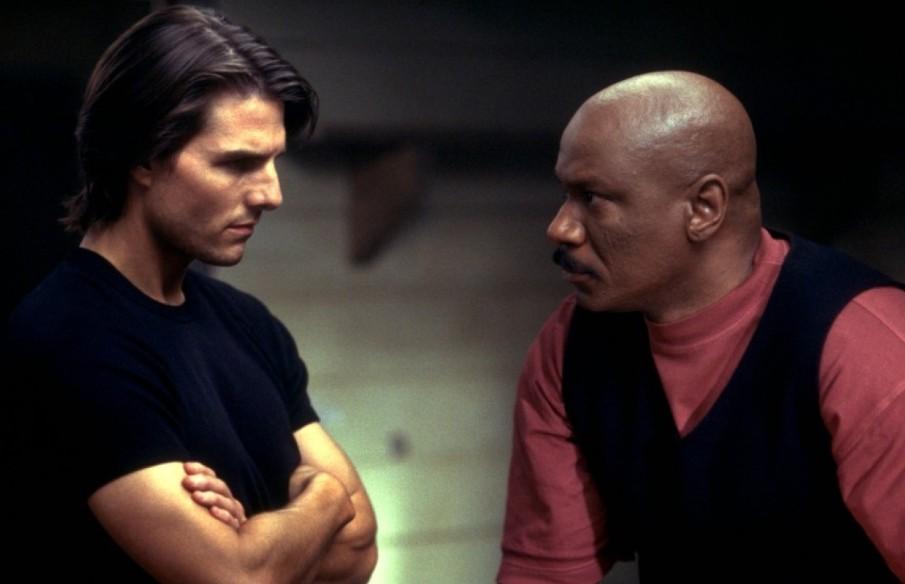 Миссия невыполнима (Mission Impossible) 2000 год эволюция Том Круз