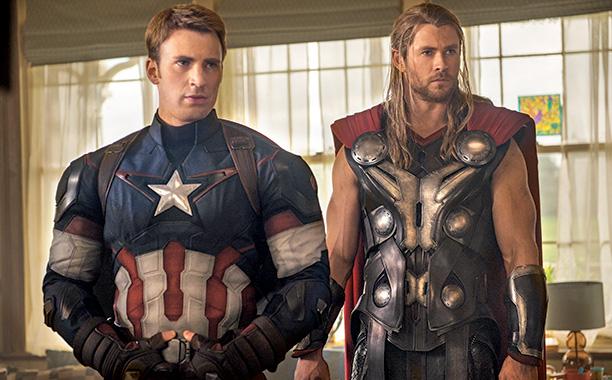 Мстители Эра Альтрона (Avengers Age of Ultron) рецензия на фильм Тор Капитан Америка