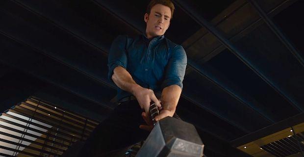 Мстители Эра Альтрона (Avengers Age of Ultron) рецензия на фильм молот Тора