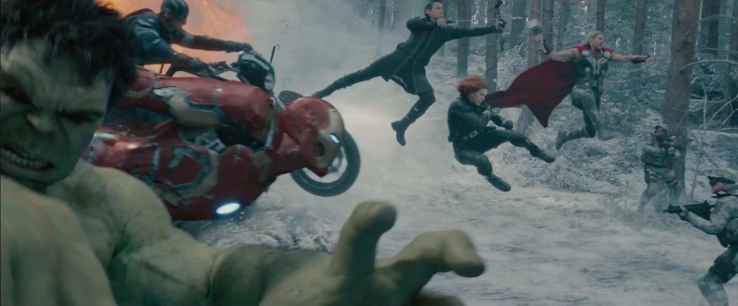 Мстители Эра Альтрона (Avengers Age of Ultron) рецензия на фильм