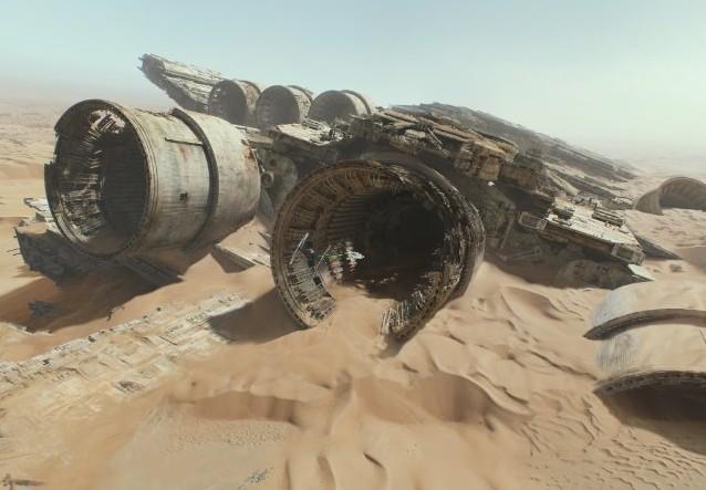 Новые Звездные войны кадры 16