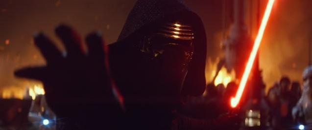 Новые Звездные войны кадры 17