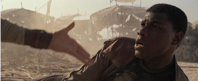 Новые Звездные войны кадры 7