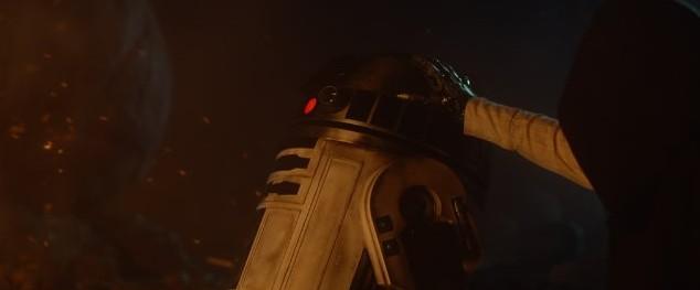 Новые Звездные войны кадры 9