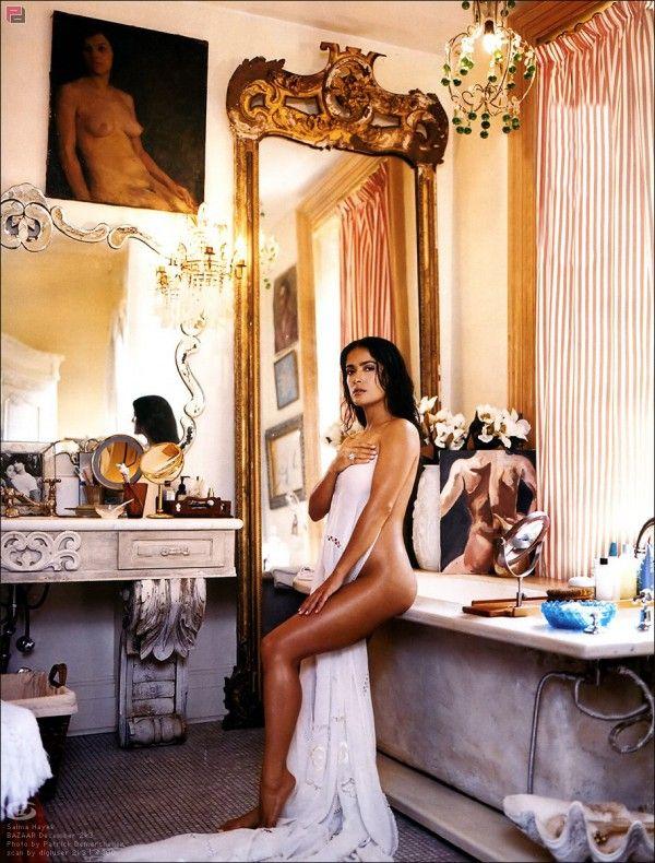 Сальма Хайек фото голая Salma Hayek photo nude