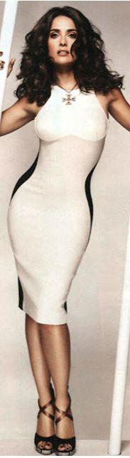 Сальма Хайек фото платье Salma Hayek photo dress