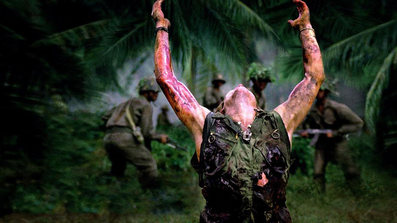Top 250 фильмов IMDb Взвод (Platoon) (1986))