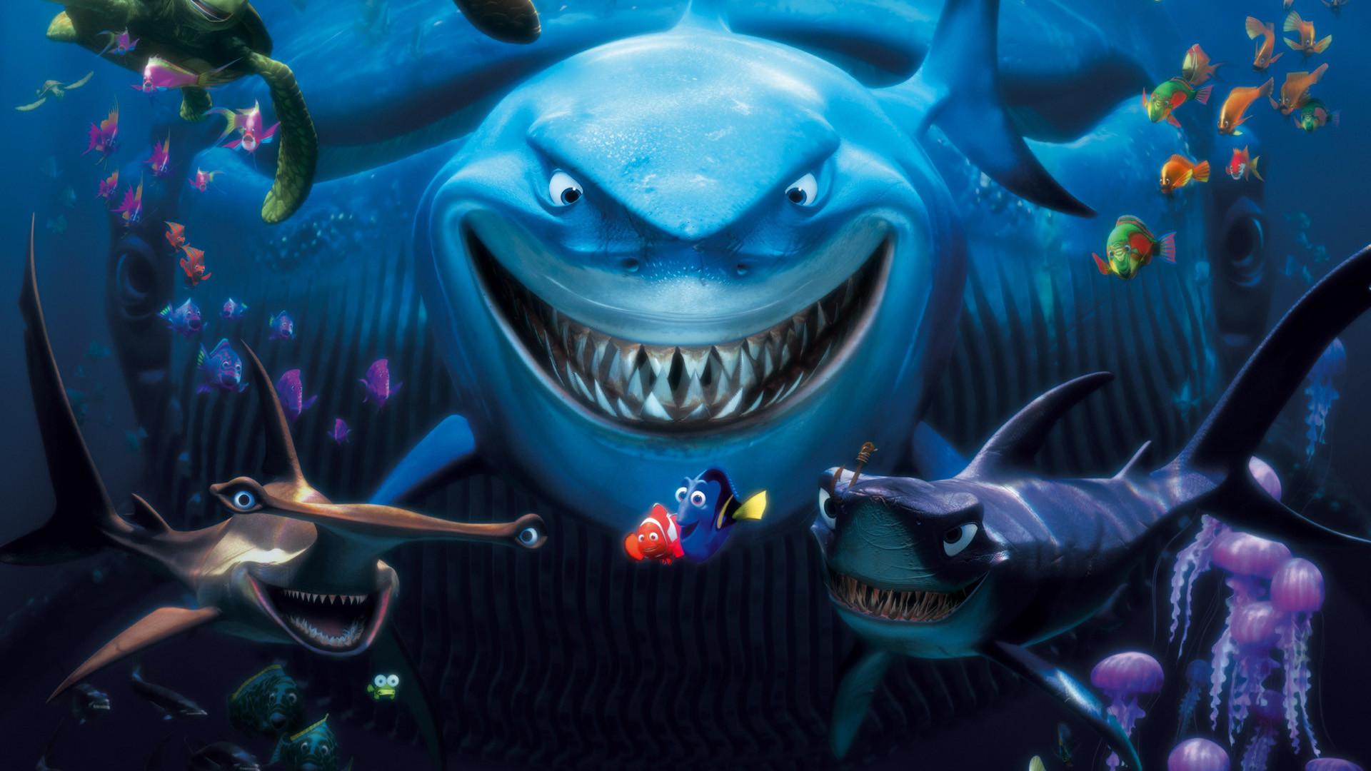 Top 250 фильмов IMDb В поисках Немо (Finding Nemo) (2003)