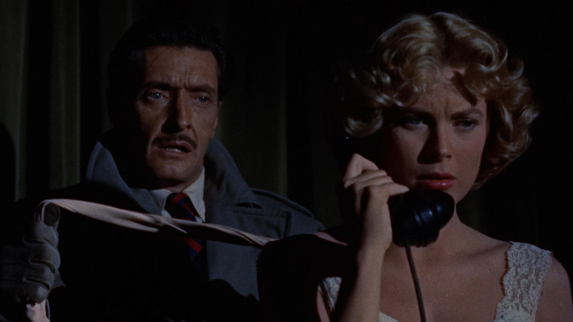Top 250 фильмов IMDb В случае убийства набирайте 'М' (Dial M for Murder) (1954)