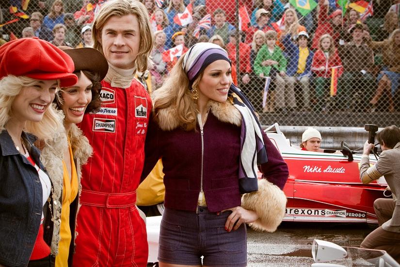 Top 250 фильмов IMDb Гонка (Rush) (2013)