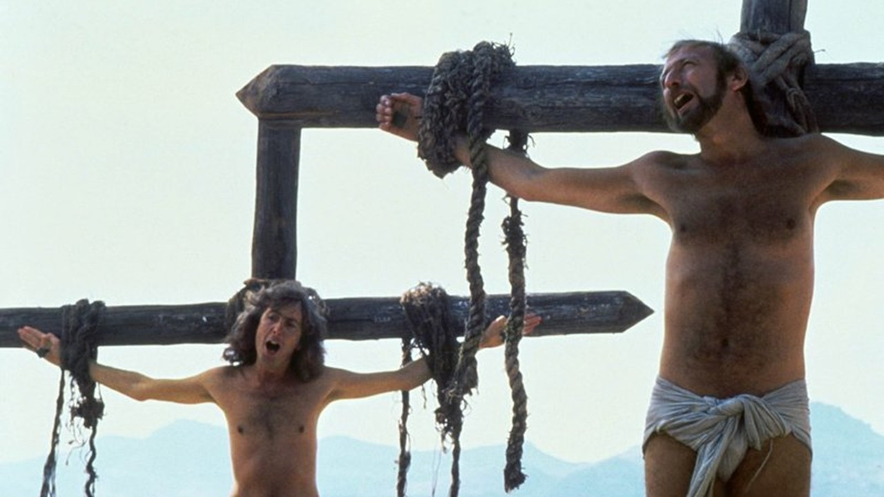 Top 250 фильмов IMDb Жизнь Брайана по Монти Пайтон (Life of Brian) (1979)