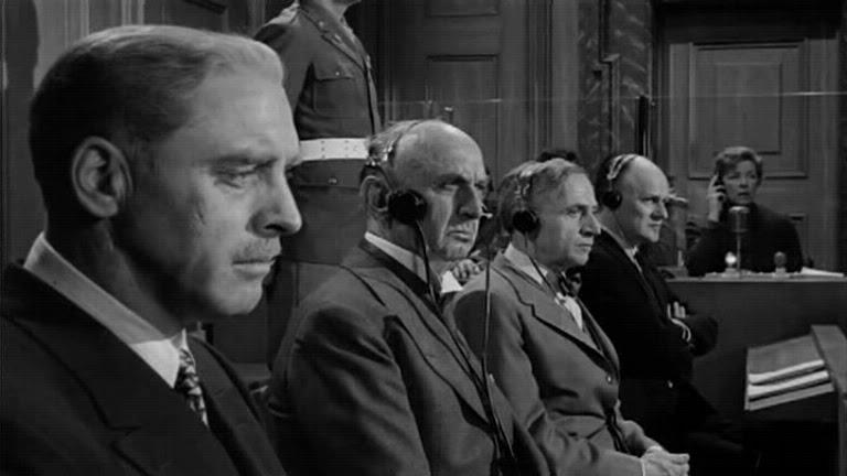 Top 250 фильмов IMDb Нюрнбергский процесс (Judgment at Nuremberg) (1961)