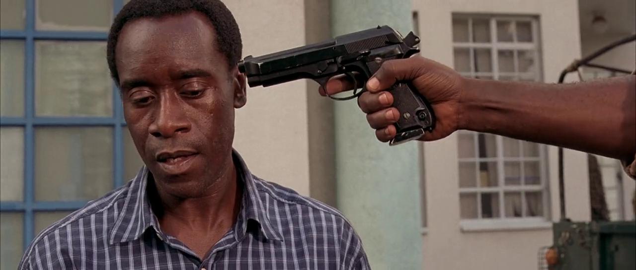 Top 250 фильмов IMDb Отель Руанда (Hotel Rwanda) (2004)